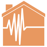 <b>Residential Earthquake</b> in California icon